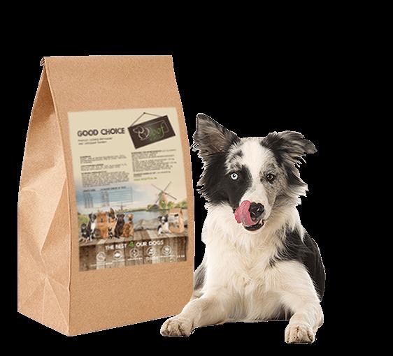 Woof 4 All - Good choice hondenvoer